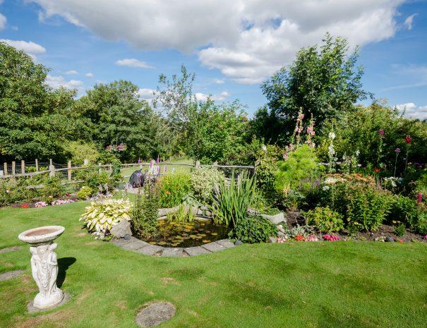 Lavender Lodge Garden